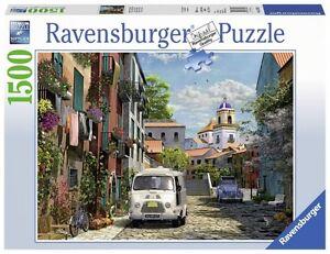 PUZZLE-1500-PIEZAS-RAVENSBURGER-16326-EN-EL-SUR-DE-FRANCIA-Davison-Puzzle