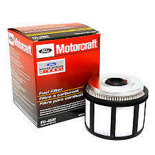 genuine oem motorcraft 7 3l powerstroke diesel fuel filter. Black Bedroom Furniture Sets. Home Design Ideas