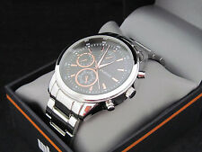 Kenneth Cole Unlisted Mens Stainless Steel Watch UL 7762