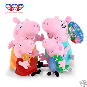 George Pig Soft Toy Peppa Pig's Brother CROCHET PATTERN