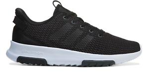 neue!adidas männer cloudfoam racer tr sneaker cloudfoam schuhe schwarz - weiß - s1 nmd