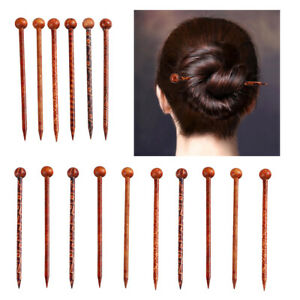 16-Pcs-Print-Wooden-Hairpin-Sticks-Women-Hair-Clip-Pins-DIY-Hair-Accessories