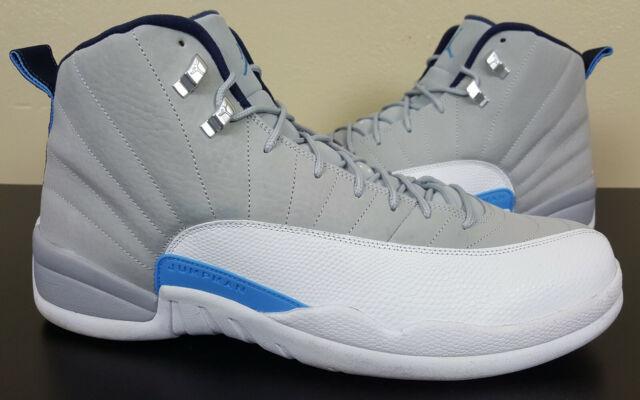 Size 10 - Jordan 12 Retro unc 2016 for