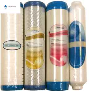 Chanson Water NANO filters Replacement  Carbon Melt Fluoride T33