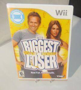 The-Biggest-Loser-Video-Game-for-Nintendo-Wii-System-Original-2009-Version