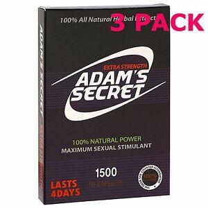 3-PACK-Adam-039-s-Secret-Male-Enhancement-Pills-Men-Sexual-Performance-Enhancer-30