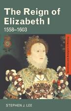 The Reign of Elizabeth I (Questions and Analysis in History)-ExLibrary