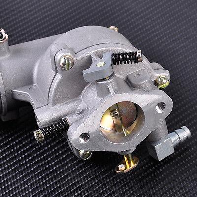 Vergaser mit Dichtung Ersatz passend f/ür Briggs /& Stratton 7HP 8HP 9HP Troybilt Motor Carb