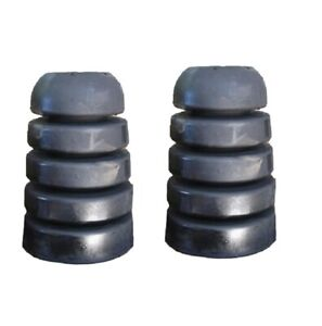 Bump stops (front) extended Rubber x 2 for Nissan GU Patrol 80 series style