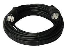 15m Verlängerungskabel Stromkabel H05VV-F 3x1,5 mm NEU Schuko