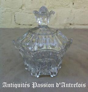B20140423 - Sucrier en cristal - Très bon état 1XuXBGy6-09120009-320152307
