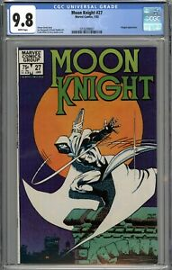Moon-Knight-27-CGC-9-8-NM-MT-Kingpin-Appearance-WHITE-PAGES