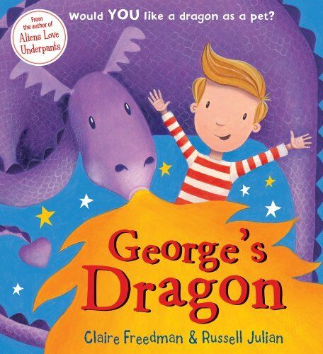 George's Dragon-Claire Freedman, Russell Julian
