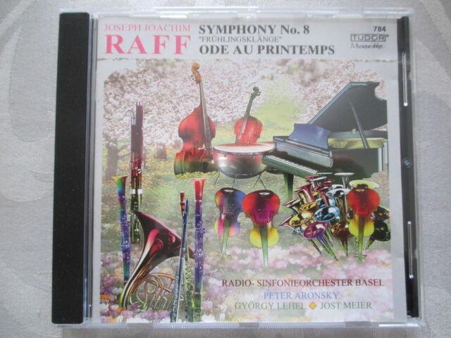 Raff: Frühlingsklänge Ode Au Printemps - György Lehel, Jost Meier, Aronsky - CD