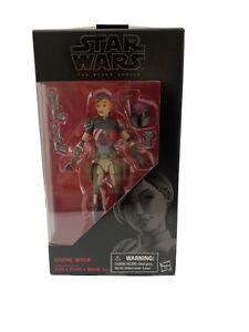 Star Wars The Black Series Sabine Wren 6 Inch Sealed