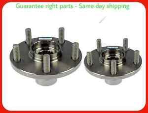 KOYO PAIR FRONT Left and Right Wheel Hub /& Bearing Fit 2001 2002 2003 2004 2005 TOYOTA RAV4