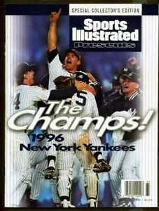 SPORTS-ILLUSTRATED-THE-CHAMPS-1996-NEW-YORK-YANKEES
