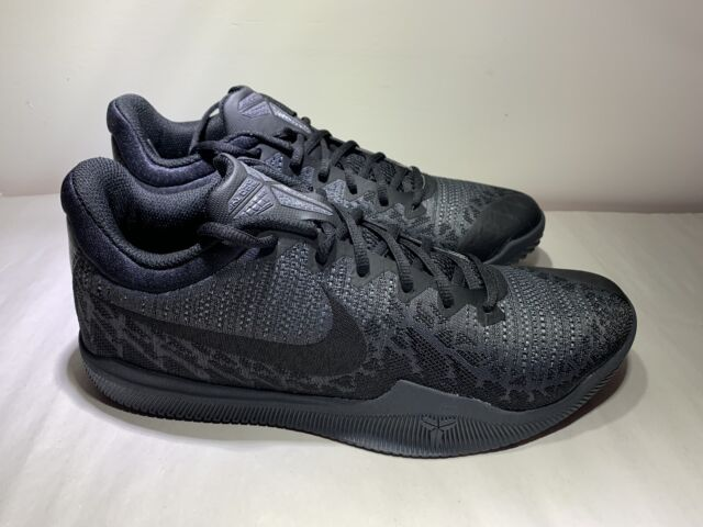 Nike Mamba Rage Men/'s New Athletic Basketball Shoes Black 908972 002 Sz 9 9.5 10