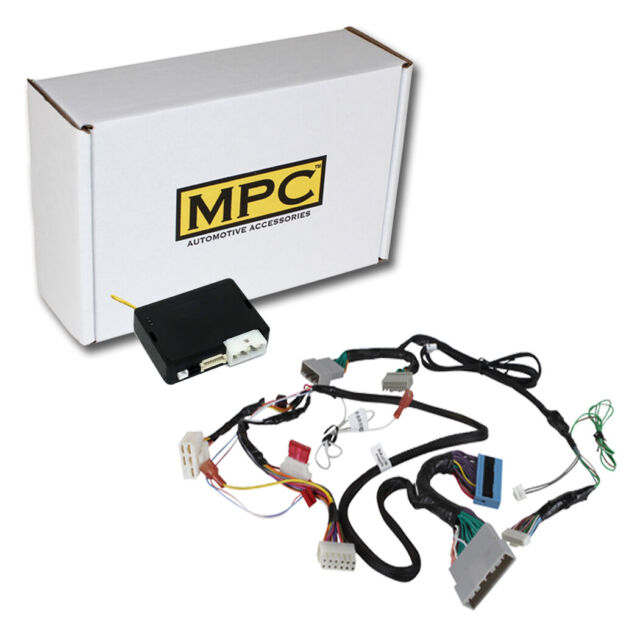 Factory Remote Activated Remote Start Kit For 2014-2018