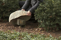 Hargrove Vented Cover Rocks - Perfect For Aeration Systems