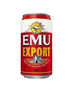 Emu-Export-Cans-30-Block-375mL-case-of-30-Australian-Beer-Lager