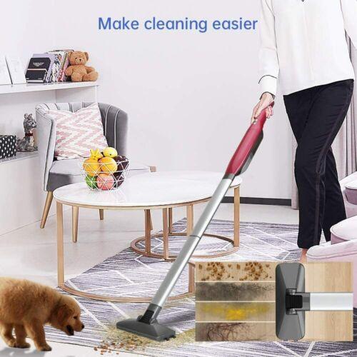 Cordless Handheld Vacuum Cleaner, EVERTOP 16Kpa Upright Handheld Stick 120W *New