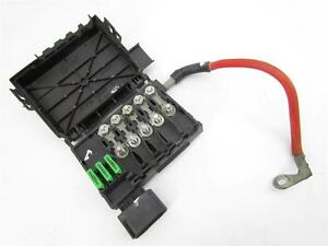 battery distribution fuse box vw 99-05 mk4 jetta golf gti ... vw fuse box recall jetta fuse box recall #7