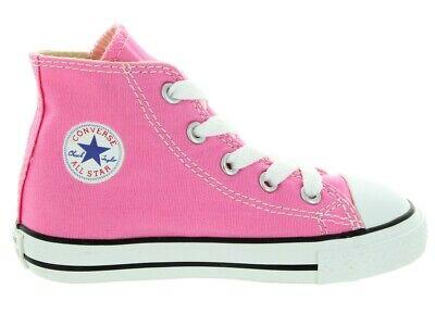 scarpe converse bimba rosa