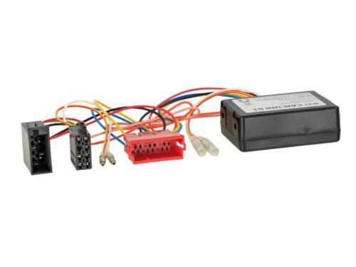 Can-bus adaptador Porsche Cayenne 911 boxster cayman mini-ISO electricidad