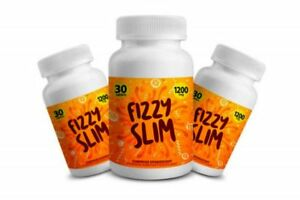 Details About Fizzyslim Effervescent Tablets For Slimming Fizzy Slim 3x30caps