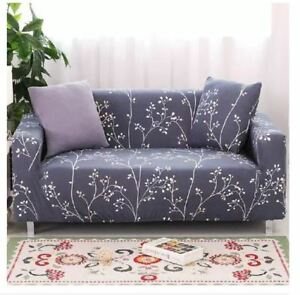 Printed-Sofa-Cover-Slipcovers-for-3-Seater-DARK-BLUE