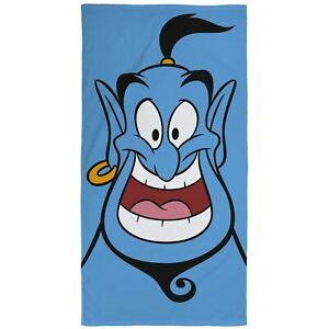 Aladdin-Genie-Plage-Serviette-Coton-Enfants-Disney-140cm-x-70cm
