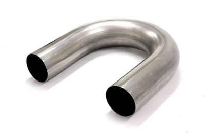 Jetex 180 Degree Mandrel Exhaust Tube U Bend Mild Steel 1.75 Inch Diameter