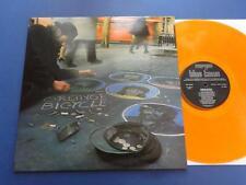ORANGE BICYCLE Morgan Blue Town Orange Vinyl LP MINT UNPLAYED
