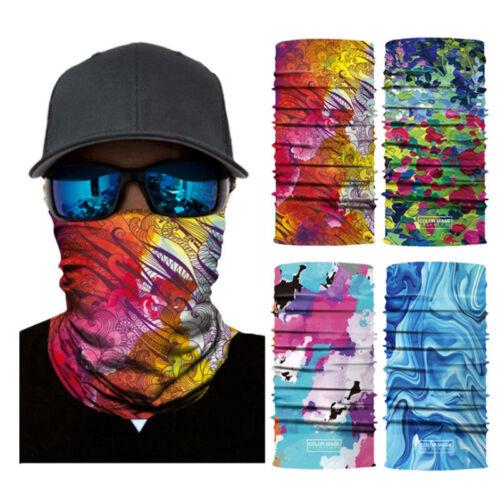Buff Original Multifunctional Headwear Bicycle Headband Camping Face Mask MoPTH