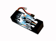 Maxamps Hard Case Race Edition LiPo 8000 3S 11.1v Dual Core Battery Pack
