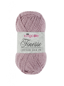 King Cole Finesse Cotton Silk DK Yarn