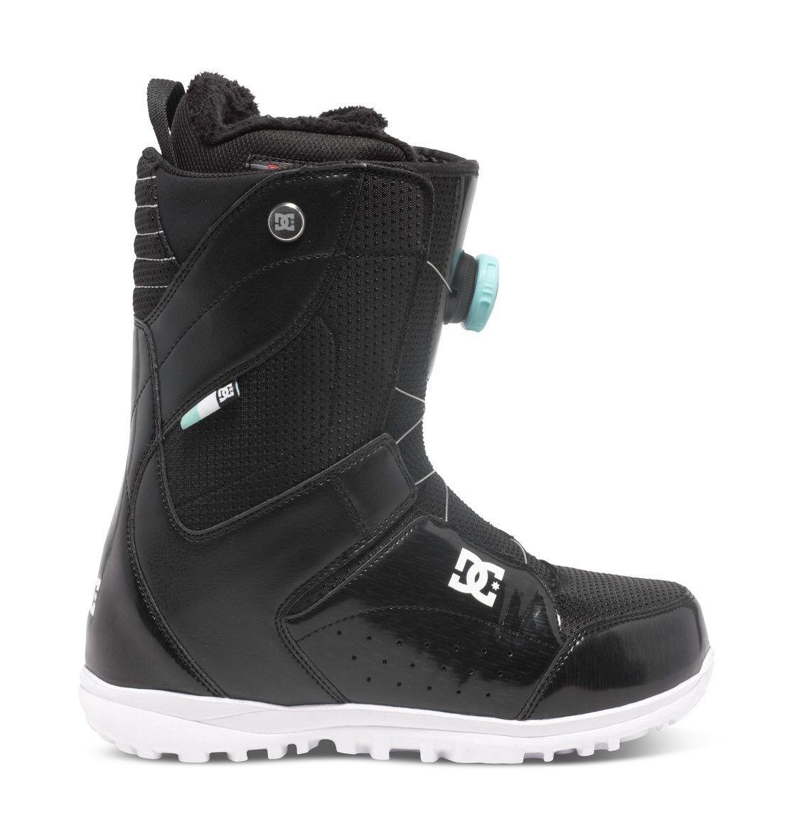 DC Search daSie Snowboard Stiefel - Größe 7.5
