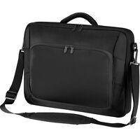 Quadra 17 Inch Portfolio Laptop Case Bag With Shoulder Strap