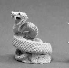 Giant Snake Reaper Miniatures Dark Heaven Legends RPG Animal Reptile Monster