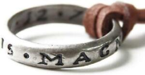 Uncharted 3 Nathan Drake S Ring With Necklace Strap From