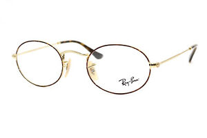 bc7d909aa0a New Authentic Ray Ban RB 3547V 2945 Tortoise Silver Metal Eyeglasses ...