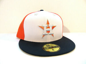 official photos 00ac7 42838 Image is loading NWT-New-Era-59FIFTY-Houston-Astros-2018-MLB-