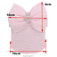 thumbnail 12 - Baby Newborn Soft Striped Hat With Bow Girl Infant Child Beanie Cap Diomand HOT