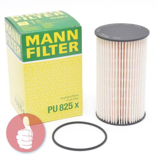 Original MANN-FILTER Kraftstofffilter PU 825 x VW Audi Seat Skoda TDI