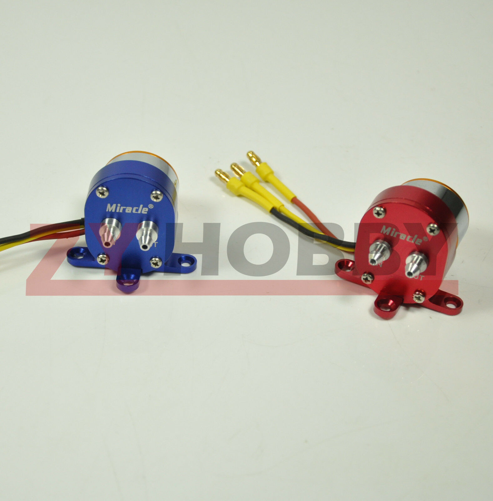 Smoke Pump with with with Brushless Motor and ESC for Gas Engine RC Airplane 21c4aa