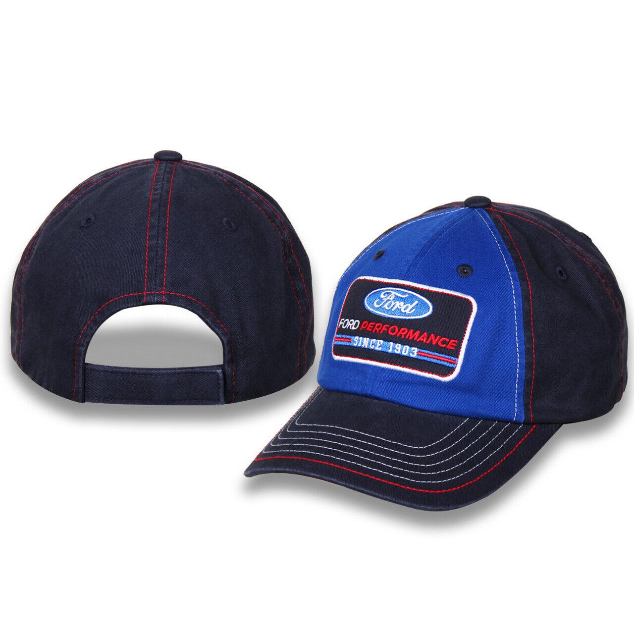 Ford Performance Basecap, lizenziert, US-Modell, Top-Qualität, Versand aus D