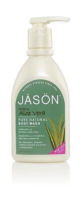Jason Body Wash Shower Gel Pump  organic
