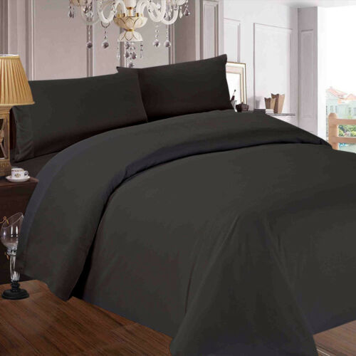 Duvet Cover Only Egyptian Cotton All USA Size and All color 800 TC Zipper Closer