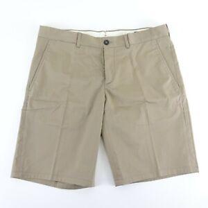 Prada Beige 5 Pocket Shorts Size 50